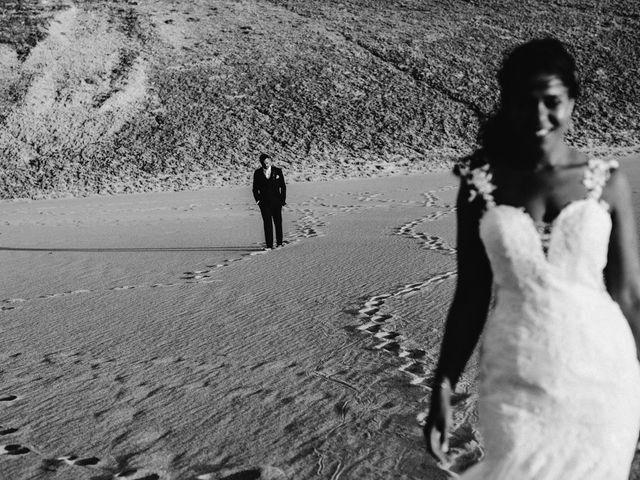 O casamento de Leon e Angela em Guincho, Cascais 41
