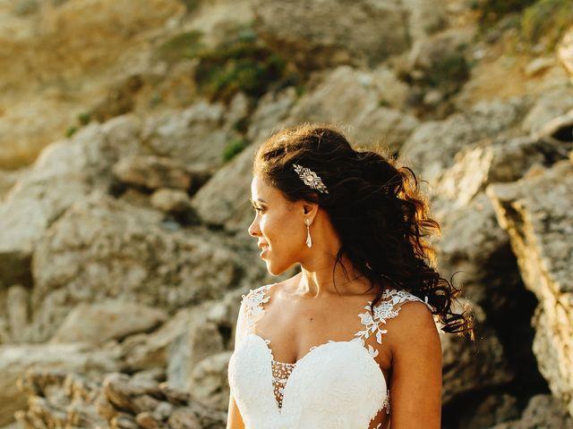 O casamento de Leon e Angela em Guincho, Cascais 42