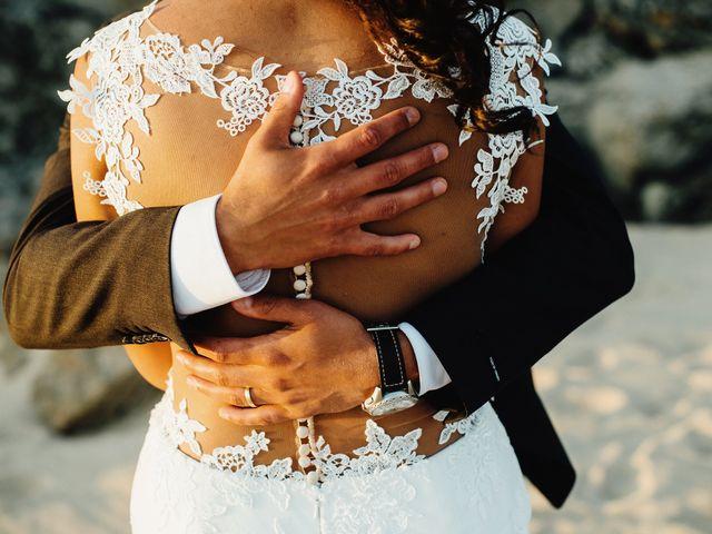 O casamento de Leon e Angela em Guincho, Cascais 44