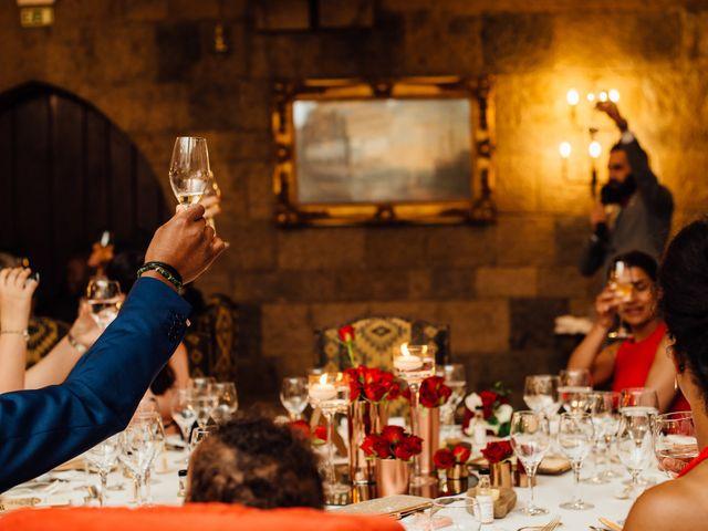 O casamento de Leon e Angela em Guincho, Cascais 49