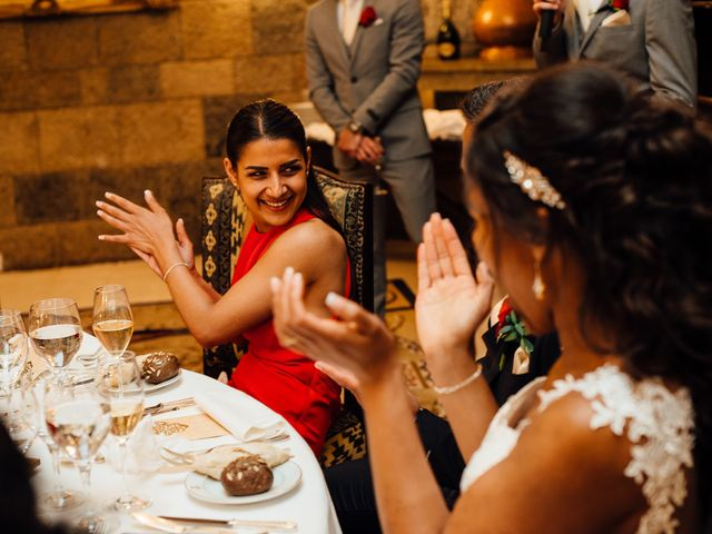 O casamento de Leon e Angela em Guincho, Cascais 50