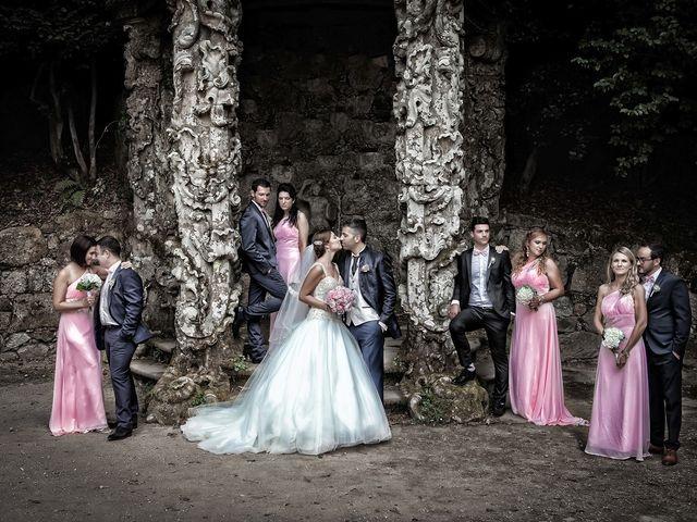 O casamento de Grégory e Andréa em Amares, Amares 12
