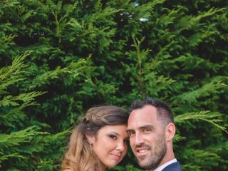 O casamento de Cláudia e Tomás