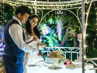 O casamento de Yasmin e Juan 1
