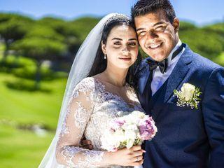 O casamento de Yasmin e Juan