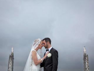 O casamento de Carole e André