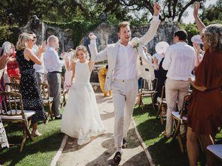 O casamento de Amanda e Eli