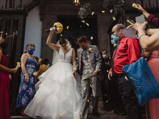 O casamento de Lília e Carlos