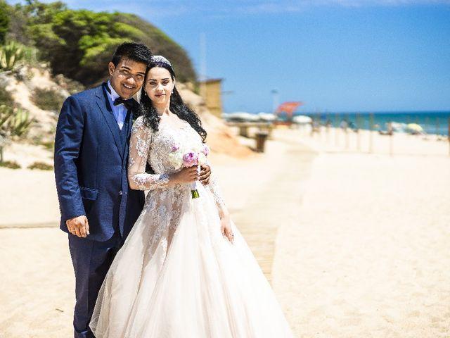 O casamento de Juan e Yasmin em Quarteira, Loulé 2