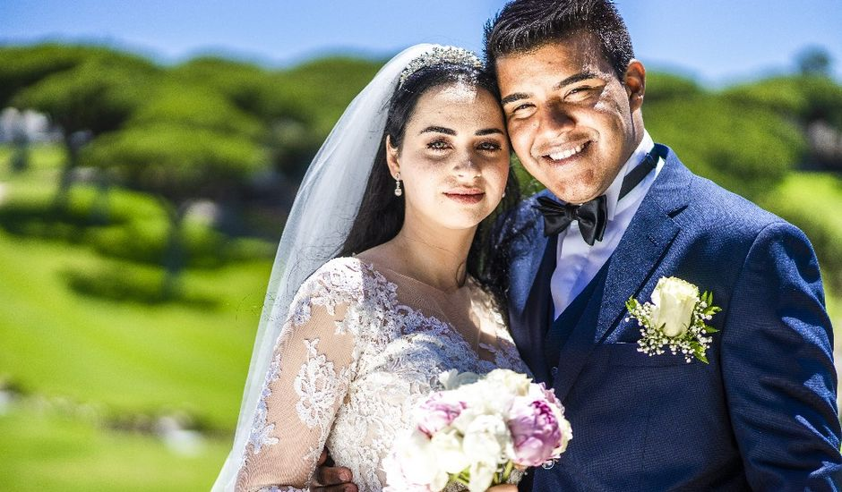 O casamento de Juan e Yasmin em Quarteira, Loulé