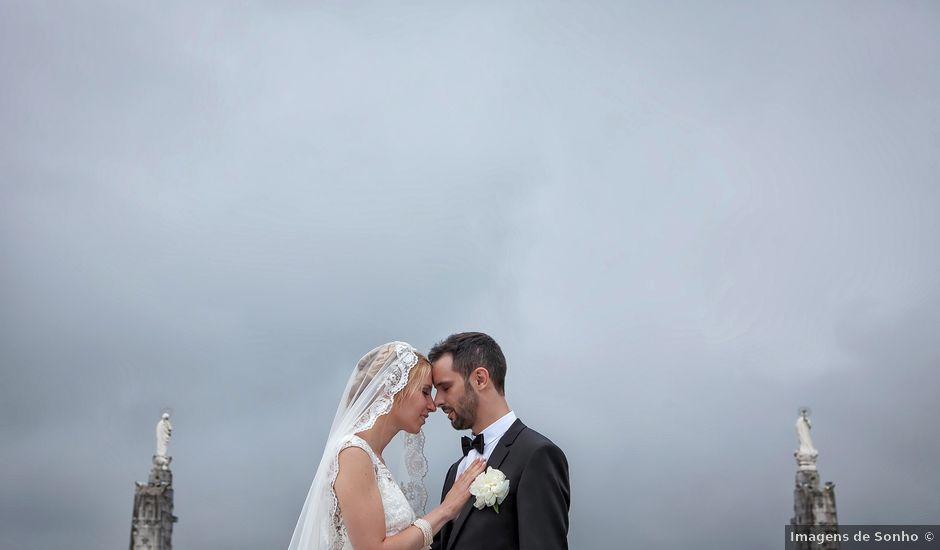 O casamento de André e Carole em Braga, Braga (Concelho)