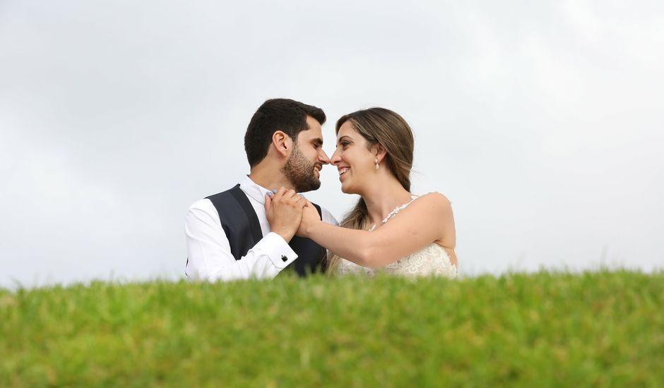 O casamento de Sérgio  e Joana  em Ribeira de São João, Rio Maior