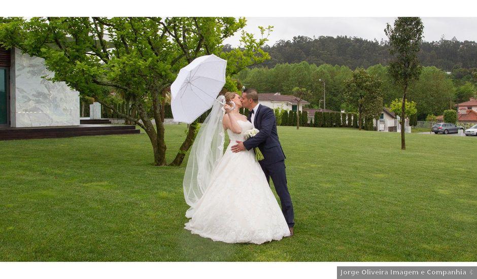 O casamento de Eurico e Adriana em Felgueiras, Fafe