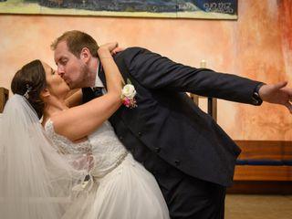 O casamento de Marta e Marcel