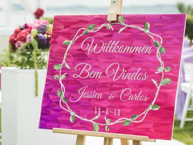 O casamento de Carlos e Jéssica em Alvor, Portimão 13