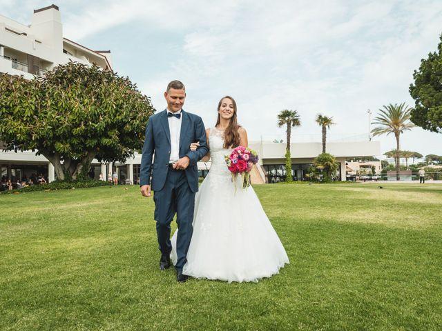 O casamento de Carlos e Jéssica em Alvor, Portimão 17