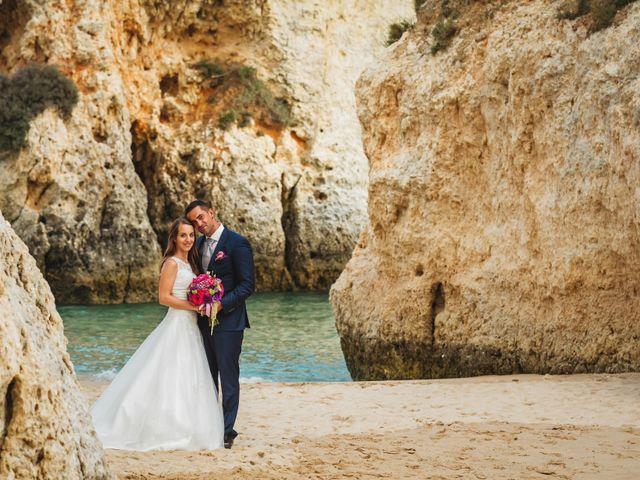 O casamento de Carlos e Jéssica em Alvor, Portimão 30