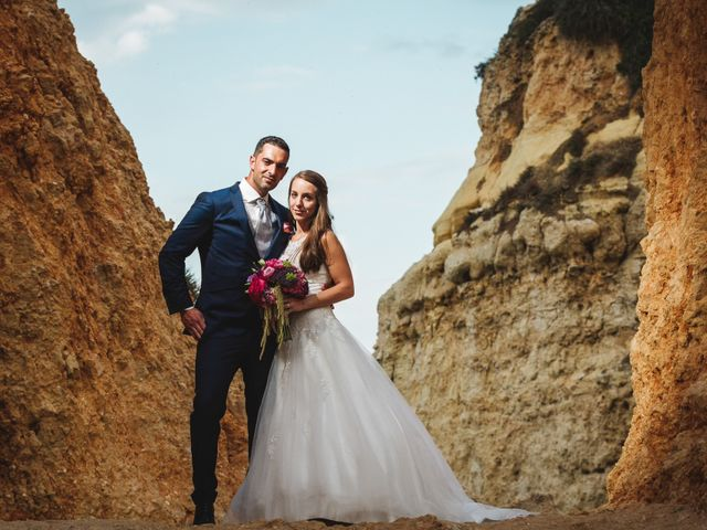 O casamento de Carlos e Jéssica em Alvor, Portimão 31