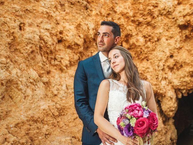 O casamento de Carlos e Jéssica em Alvor, Portimão 33