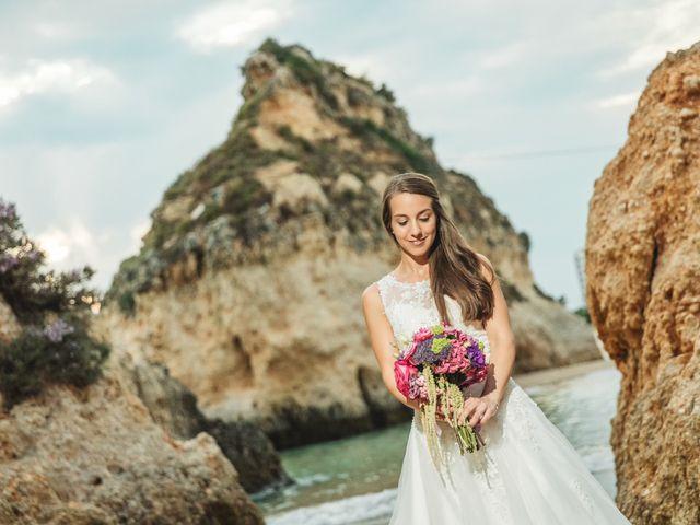 O casamento de Carlos e Jéssica em Alvor, Portimão 34