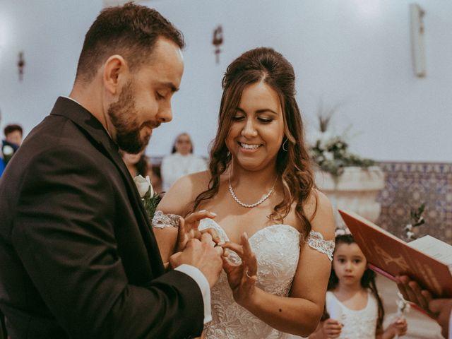 O casamento de Mark e Nancy em Porto de Mós, Porto de Mós 3