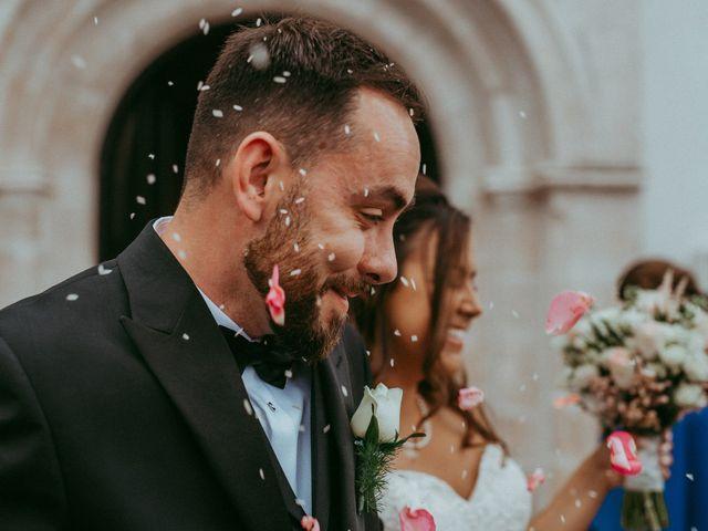O casamento de Mark e Nancy em Porto de Mós, Porto de Mós 9