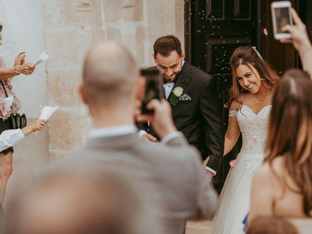 O casamento de Mark e Nancy em Porto de Mós, Porto de Mós 12
