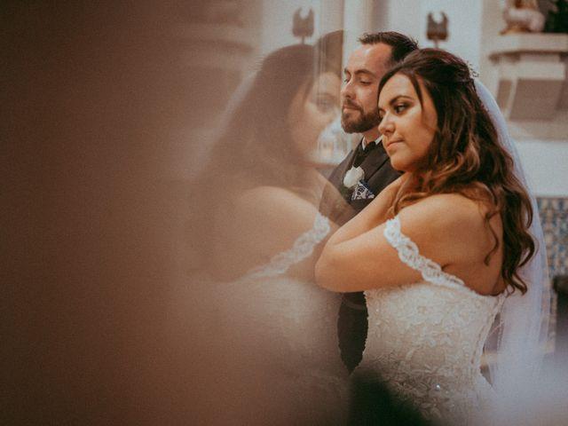 O casamento de Mark e Nancy em Porto de Mós, Porto de Mós 14