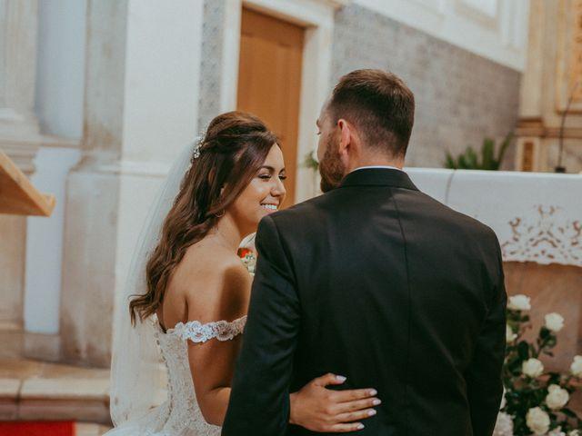 O casamento de Mark e Nancy em Porto de Mós, Porto de Mós 18