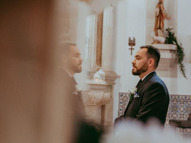 O casamento de Mark e Nancy em Porto de Mós, Porto de Mós 21