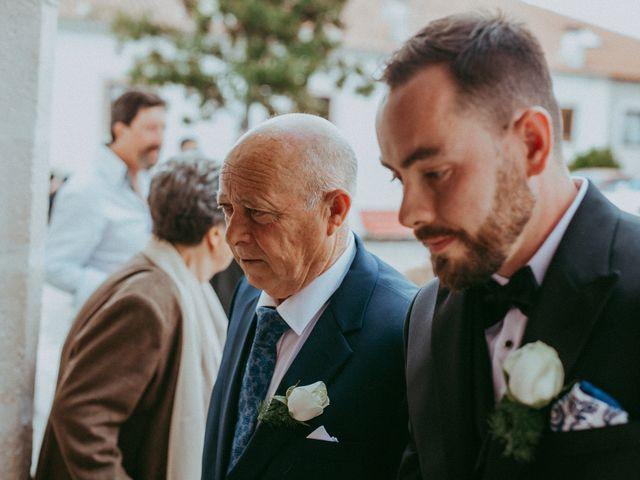 O casamento de Mark e Nancy em Porto de Mós, Porto de Mós 23