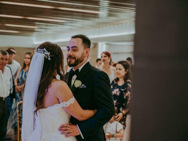 O casamento de Mark e Nancy em Porto de Mós, Porto de Mós 56