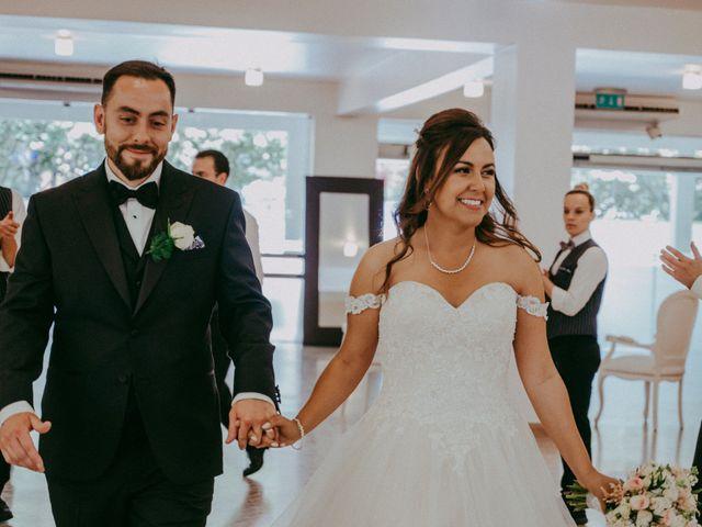 O casamento de Mark e Nancy em Porto de Mós, Porto de Mós 59