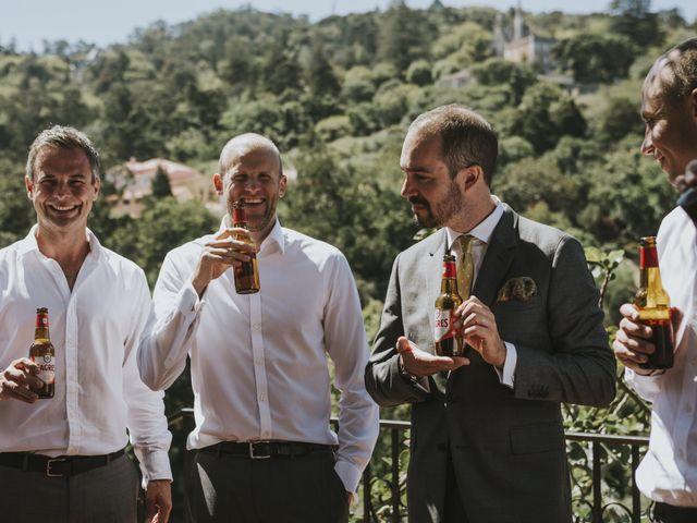 O casamento de Tim e Ana em Sintra, Sintra 6
