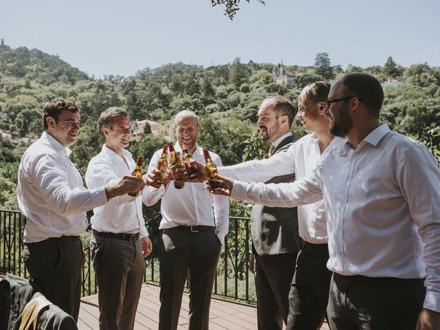 O casamento de Tim e Ana em Sintra, Sintra 7