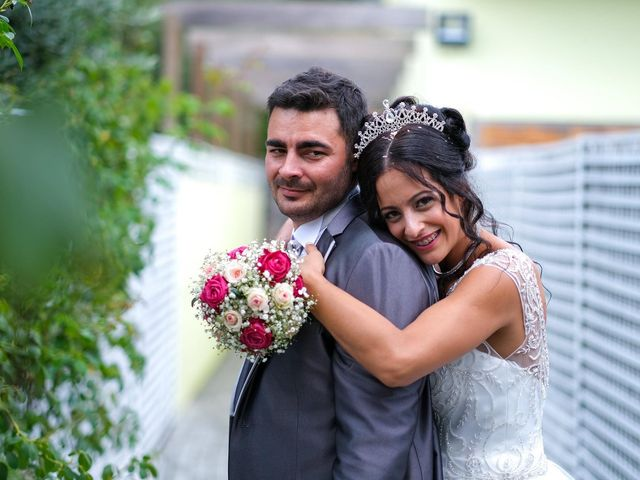O casamento de Andreia  e Marcelo