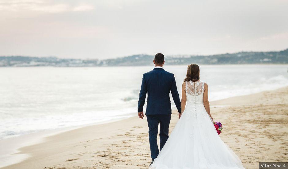 O casamento de Carlos e Jéssica em Alvor, Portimão