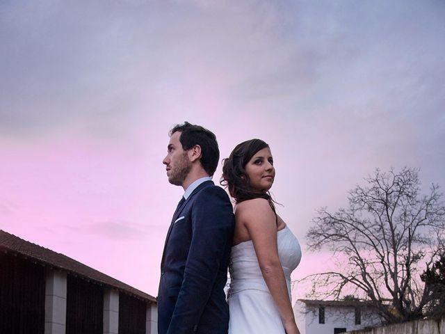 O casamento de Cátia e Nelson