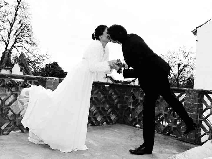 O casamento de Salete e Renato