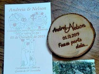 O casamento de Nelson e Andreia 2