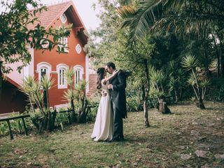 O casamento de Dinis e Joana