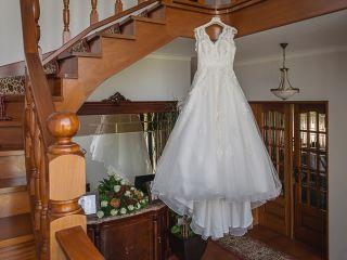 O casamento de Célia e Andrea 1