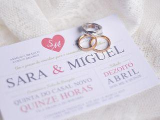 O casamento de Sara e Miguel 2