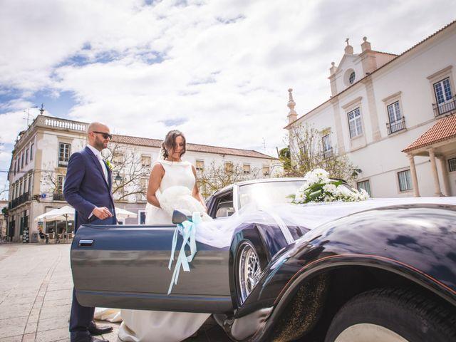 O casamento de Tiago e Catia em Santarém, Santarém (Concelho) 9