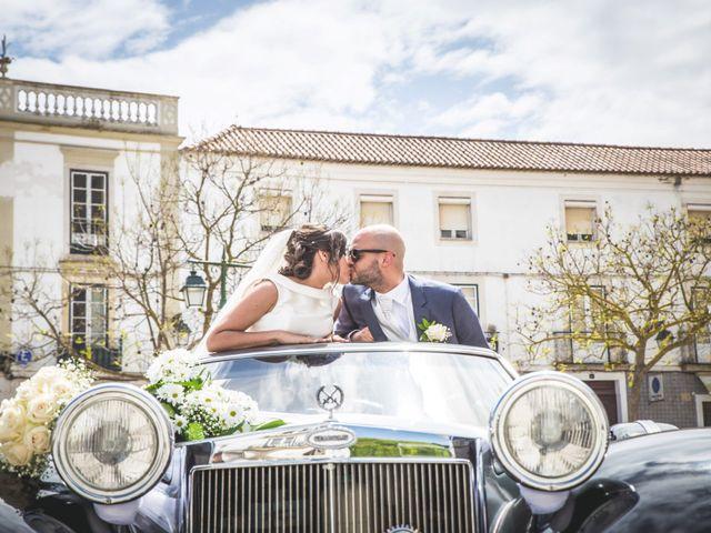 O casamento de Tiago e Catia em Santarém, Santarém (Concelho) 10