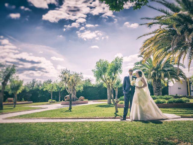 O casamento de Tiago e Catia em Santarém, Santarém (Concelho) 1