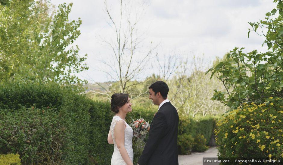 O casamento de Miguel e Sara em Vila Franca do Rosário, Mafra
