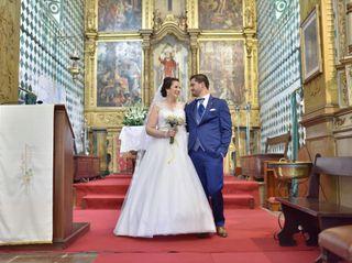 O casamento de Lénia e Rui