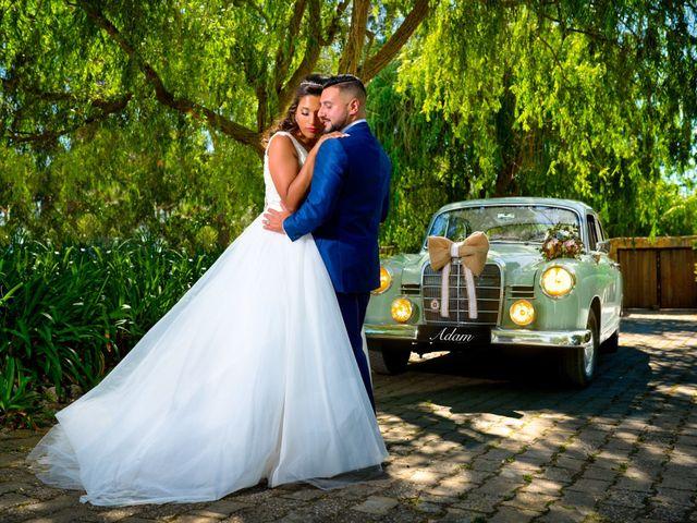 O casamento de Fátima e Mikael