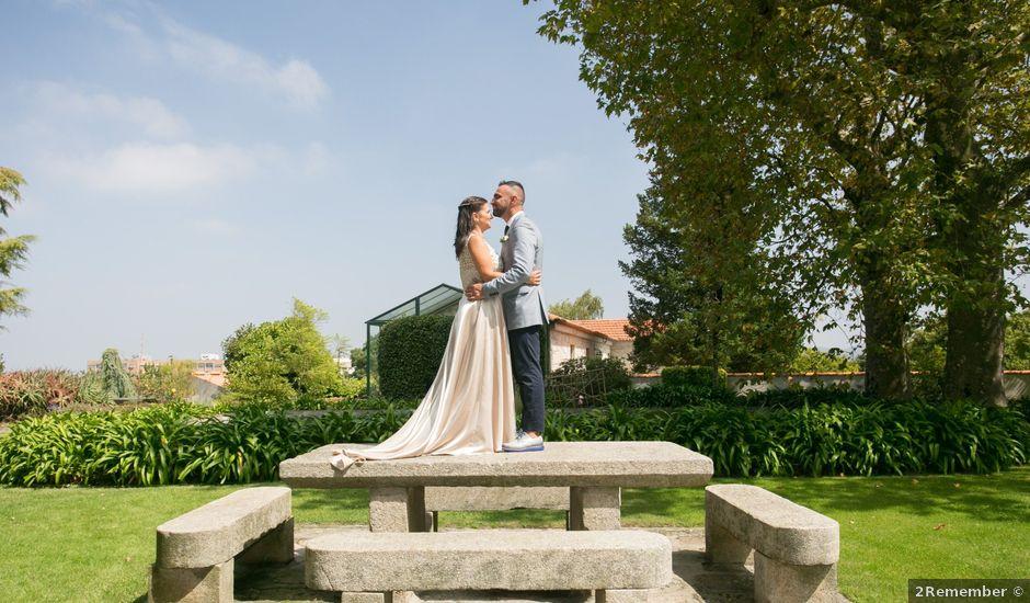 O casamento de Carlos e Carla em Maia, Maia